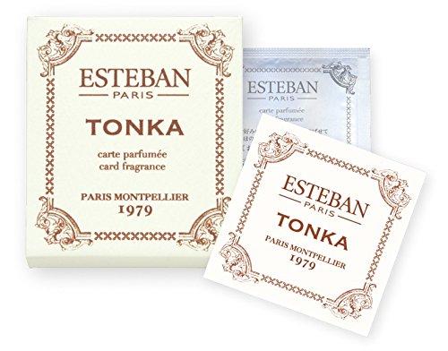 エステバン カードフレグランス トンカ