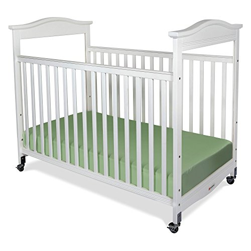 Foundations Biltmore Compact Sized Clearview Crib - 1