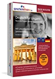 Software - Sprachenlernen24.de Deutsch f�r Ungarn Basis PC CD-ROM: Lernsoftware auf CD-ROM f�r Windows/Linux/Mac OS X