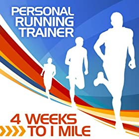 4 Weeks to 1 Mile Training Program