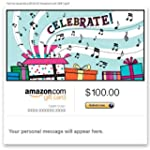 Amazon Gift Card - E-mail - Celebrate