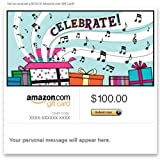 Amazon Gift Card - E-mail - Celebrate ~ Amazon