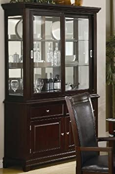 Ramona Formal Dining Room Hutch and Buffet by Coaster,Coaste...
