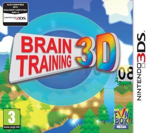 Brain Training 3D  (Nintendo 3DS)