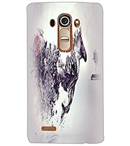 LG G4 HORSE Back Cover by PRINTSWAG