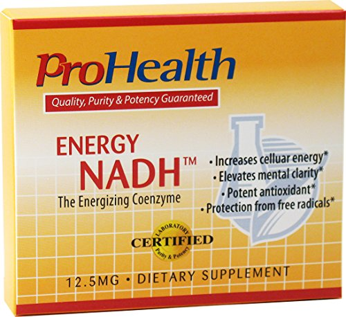 Energy Nadh™ (12.5 Mg, 30 Tablets)