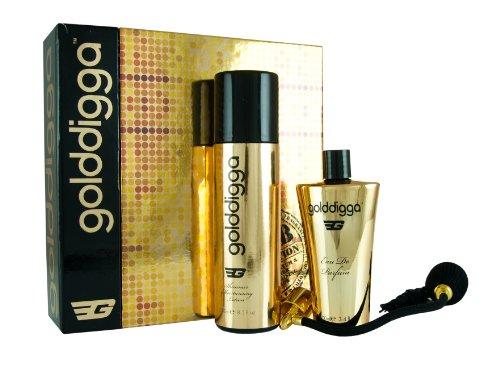Golddigga by Golddigga Confezione Regalo 100ml EDP + 250ml Lozione Corpo