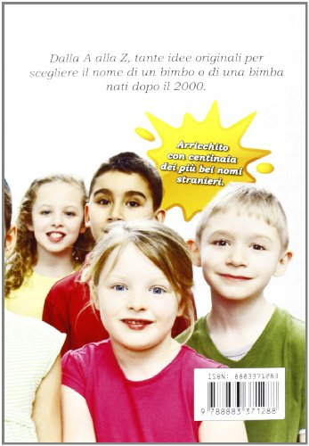 Libro il libro dei nomi italiani e stranieri di aa vv for Nomi dei politici italiani
