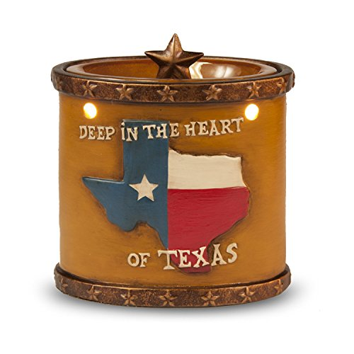 Deep In The Heart Of Texas Electric Candle Wax Warmer