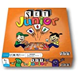 SET Junior: Your very first SET game!
