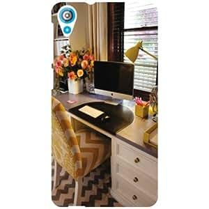 HTC Desire 820 Q Phone Cover - Matte Finish Phone Cover
