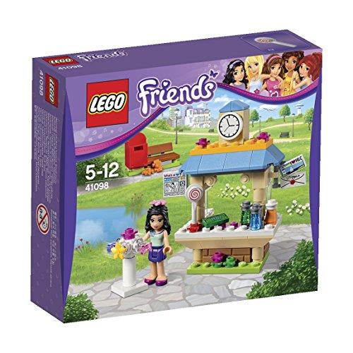 レゴ フレンズ エマのミニショップ 41098