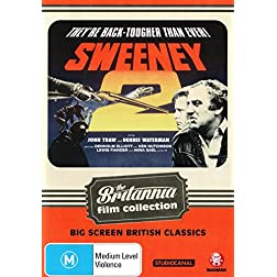 Sweeney 2 - The Movie [Blu-ray]