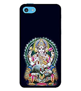 Lord Vigenesh 3D Hard Polycarbonate Designer Back Case Cover for Apple iPod Touch 6 (6th Generation)