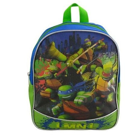 TMNT Ninja Turtles Toddler Backpack