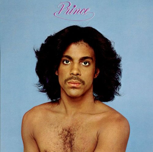 Original album cover of Prince by Prince