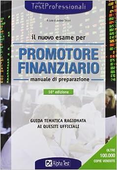 Il nuovo esame per promotore finanziario for Coupon libri amazon