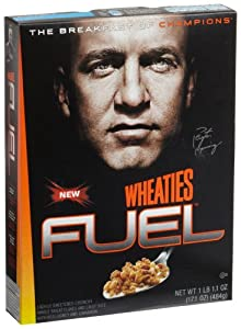 Wheaties Fuel Cereal, 17.1-Ounce Boxes (Pack of 14)