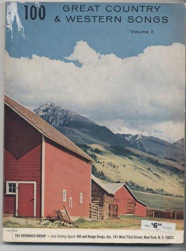 100 Great Country & Western Songs, Vol. 2, various