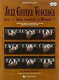 Jazz guitar voicings. Con 2 CD Audio: 1