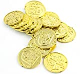 海賊アイテム ゴールドコイン 金貨 100枚
