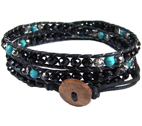 lun-na-asiatique-bracelet-wrap-fait-main-100-cristal-turquoise-couleur-vert-noir-ficelle-de-coton