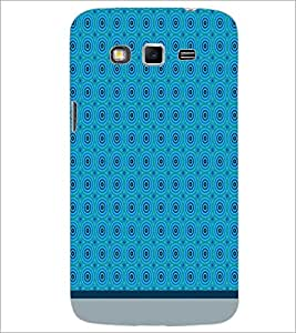 Printdhaba Circular Pattern D-1518 Back Case Cover For Samsung Galaxy Grand 2