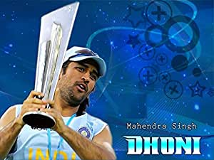 MNTC Mahinder Singh Dhoni Poster