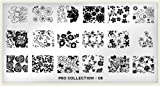 MoYou-London Nail Art Image Plate Pro Collection - 08