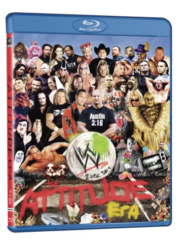 Attitude Era [Blu-ray]