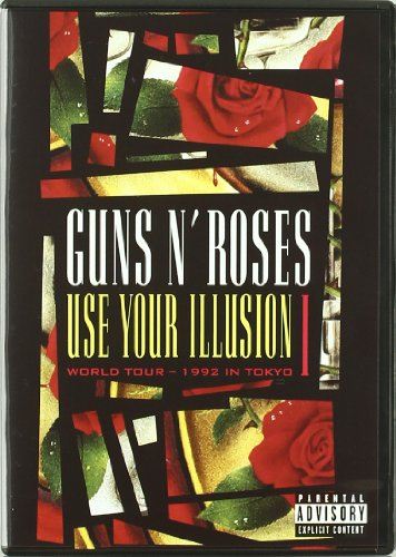 Guns N' Roses - Use Your Illusion I [Live in Tokyo 1992] [DVD]