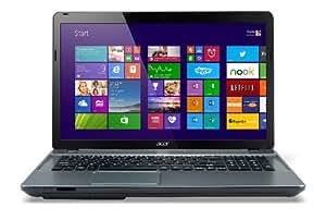 """Acer Aspire E1-771G-33114G1TMnii PC portable 17.3"""" Gris (Intel Core i3, 4 Go de RAM, Disque dur 1 To, NVIDIA® GeForce® 710M, Windows 8.1)"""