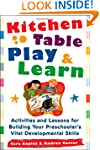 Kitchen-Table Play and Learn: Activit...