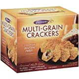 Crunchmaster Multi-Grain Crackers Gluten Free 20 oz.