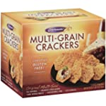 Crunchmaster Multi-Grain Crackers Glu...