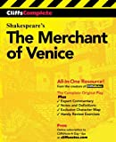 Image of CliffsComplete Merchant of Venice