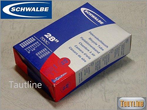 SCHWALBE チューブ SV15 シュワルベ 700x18-28C 15SV 仏式40mm