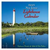 New Jersey Lighthouse Calendar 2015