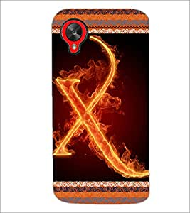 PrintDhaba GRANDbet X D-2552 Back Case Cover for LG GOOGLE NEXUS 5 (Multi-Coloured)