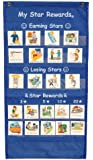 My Star Rewards® Pocket Chart Set - Blue