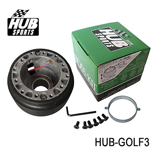 STEERING WHEEL BOSS KIT HUB ADAPTER FIT FOR Volkswagen VW Golf MK3 HUB-GOLF3 (Steering Wheel Hub Vw Golf compare prices)