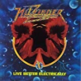Nitzinger - Live Better Electrically (CD) by Nitzinger (2015-05-04)