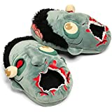 Think Geek Zombie Plush Slippers
