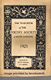 The Year Book of the Poetry Society of South Carolina 1925