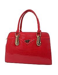 Leather Bag Women's Ladies Girl's Side Hand Bags HandBag PURSE - 48