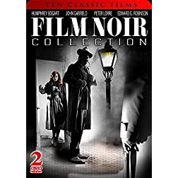 Film Noir Collection - 2dvd Collectable Slim Tin