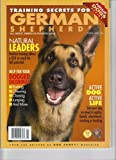 img - for Taining Secrets for German Shepherds Volume 16 (Popular Dog Series) book / textbook / text book