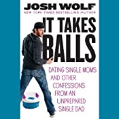 It Takes Balls: Dating Single Moms and Other Confessions from an Unprepared Single Dad | [Josh Wolf]