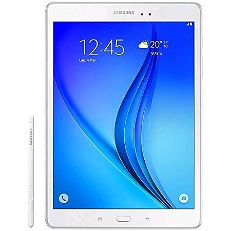 Tablette - Samsung Galaxy Tab A 9.7 avec S PEN (Wi-Fi, 16 Go, Blanc)