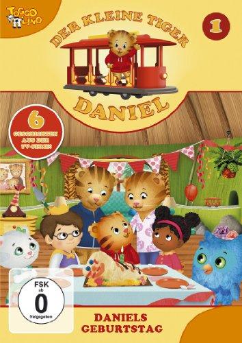 Der kleine Tiger Daniel - Daniels Geburtstag